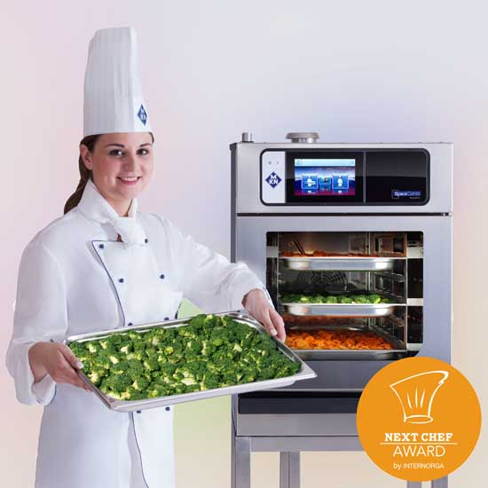 MKN-SpaceCombi-compact-Next-Chef-Award