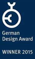 German-Design-Award-Winner-2015 kl
